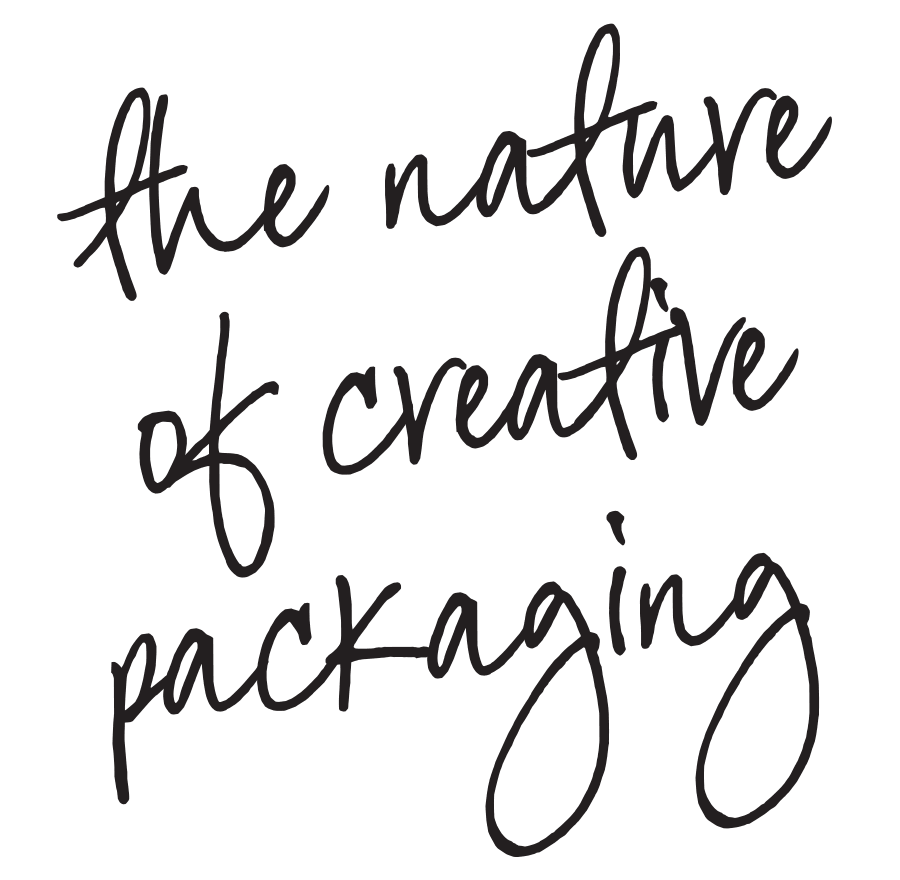 the nature of creative packaging